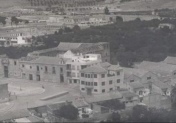 convento Minimos y huerto frales