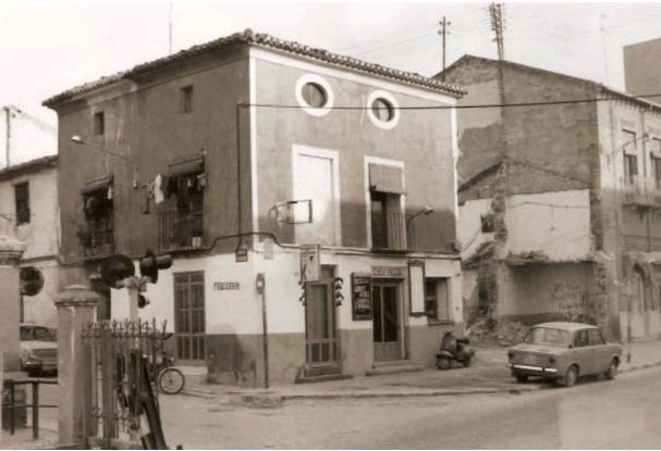 bar del chorlito o tango bar
