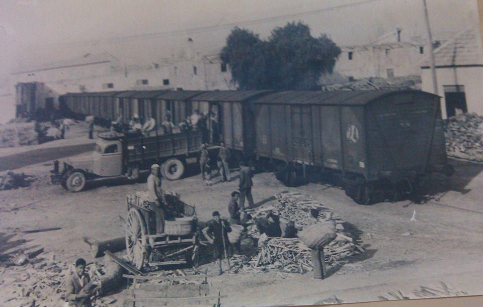 Fabrica de Galindo años 40