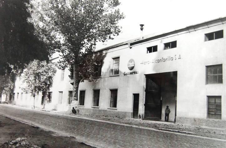 fachada de hero foto antigua