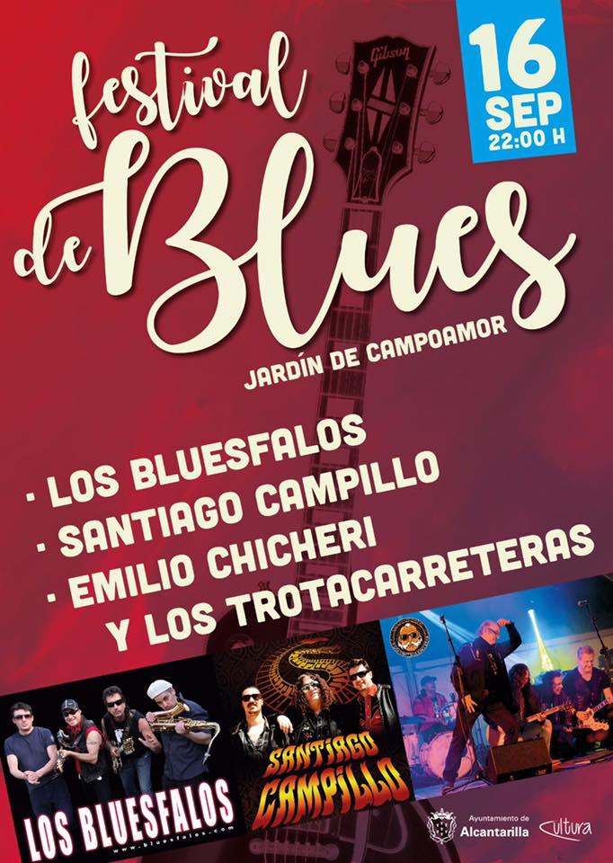 festival de blues en alcantarilla