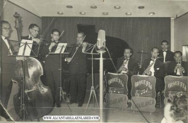 orquesta casablanca ROTULADA